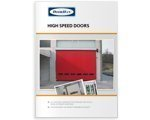 Printing Product Design High Speed Doors