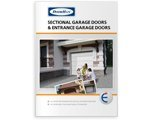 Printing Product Design Sectional garage doors & entrance garage doors