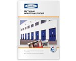 Printing Product Design Industrial Doors: sectional, accordion, and sliding